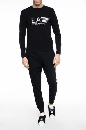 T-shirt with long sleeves od EA7 Emporio Armani