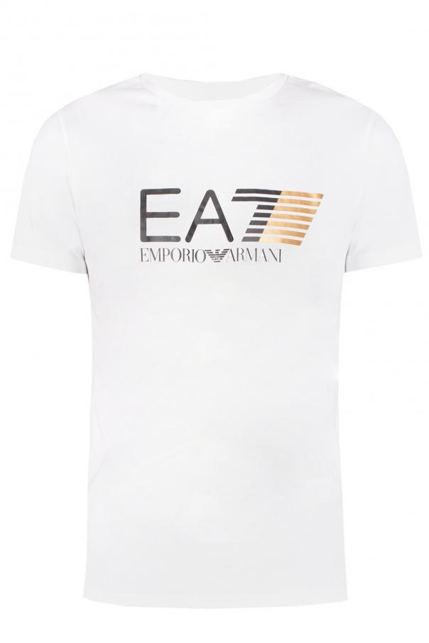 e35b18a538a Logo T-shirt EA7 Emporio Armani - Vitkac shop online
