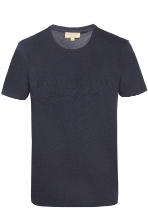 Logo-printed t-shirt od Burberry