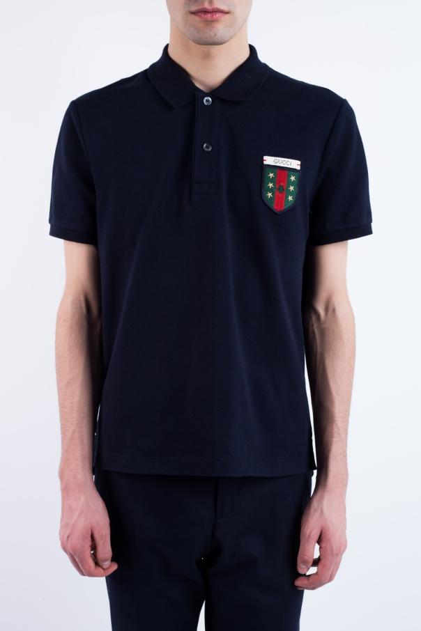 4a515efe378d Decorative Patch Polo Gucci - Vitkac shop online