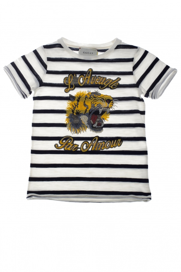 a1b44c99 Cotton T-Shirt Gucci Kids - Vitkac shop online