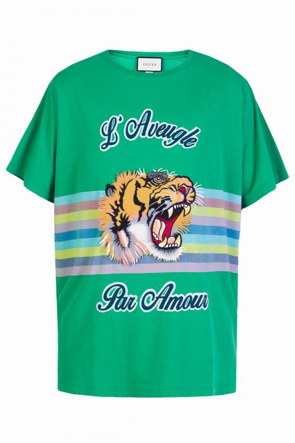 b62e696d5 Printed T-shirt Gucci - Vitkac shop online