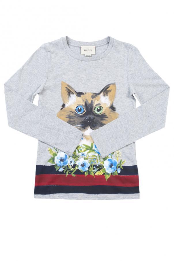 05924324c Printed T-shirt Gucci Kids - Vitkac shop online