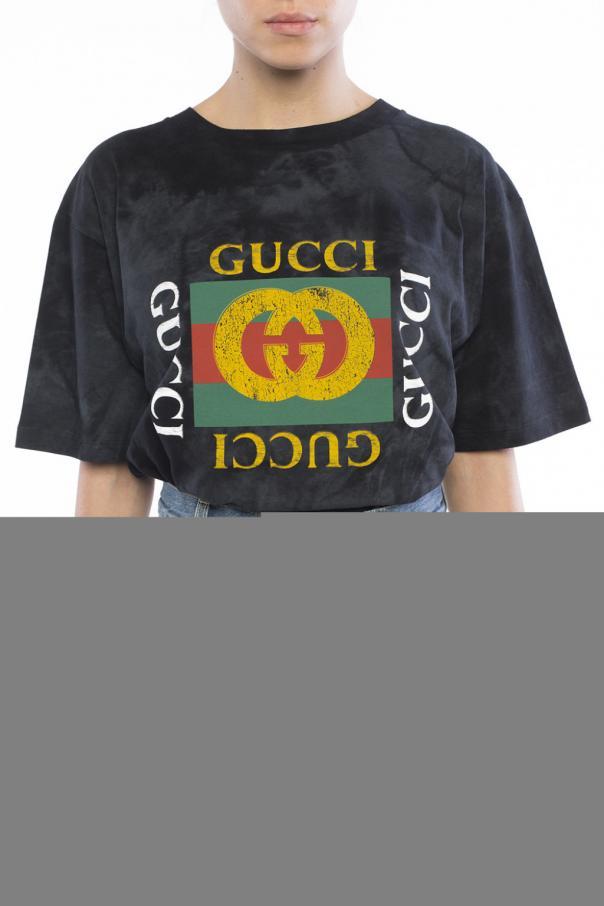 9280e3eabcf97 T-shirt z logo Gucci - sklep internetowy Vitkac