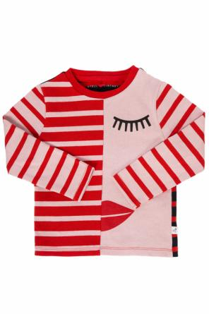 T-shirt with long sleeves od Stella McCartney Kids