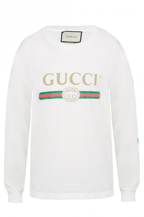 f683f86e Long sleeve T-shirt Gucci - Vitkac shop online