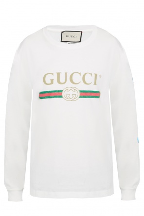 Long sleeve t-shirt od Gucci