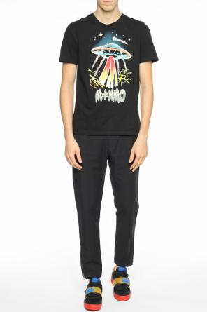 Colourful-printed t-shirt od Stella McCartney