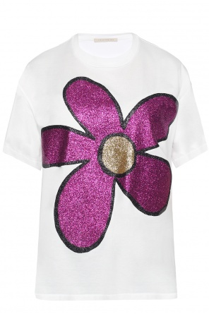 Appliqued t-shirt od Christopher Kane