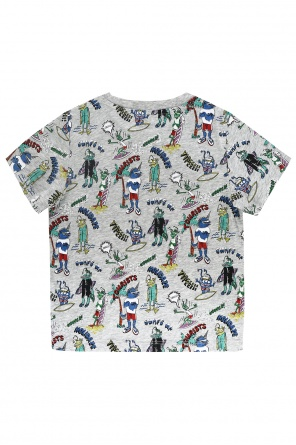Patterned t-shirt od Stella McCartney Kids