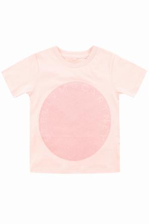 Logo-printed t-shirt od Stella McCartney Kids