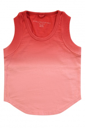 Cieniowany top od Stella McCartney Kids