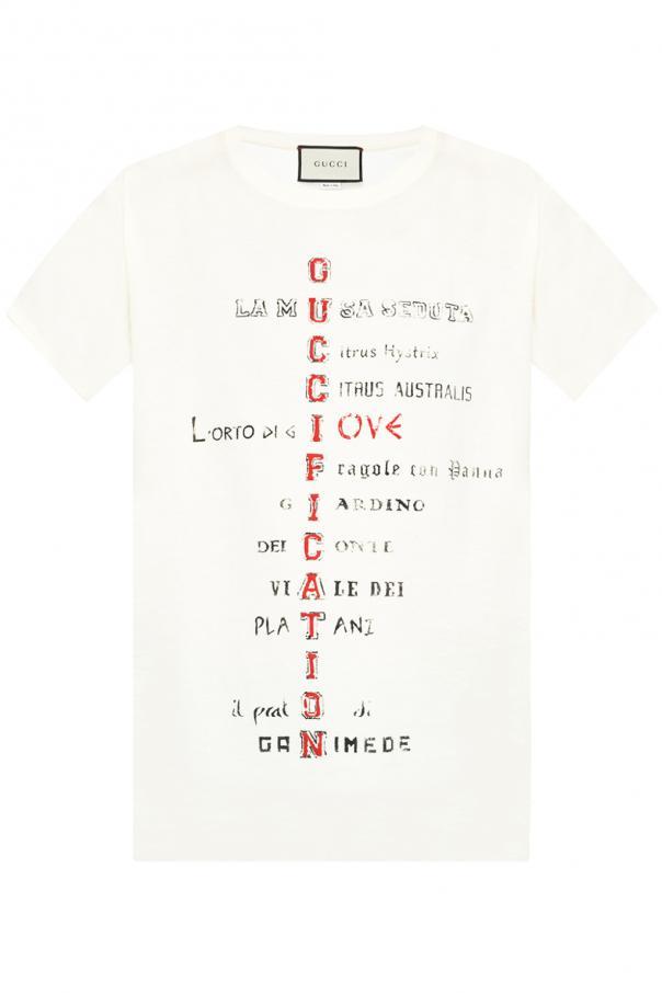 b1b7d0b45 Guccification' T-shirt Gucci - Vitkac shop online