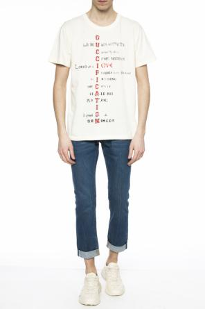 T-shirt 'guccification' od Gucci