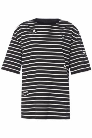 Striped t-shirt od McQ Alexander McQueen