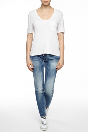 Crewneck t-shirt od T by Alexander Wang