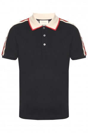 Polo with logo od Gucci