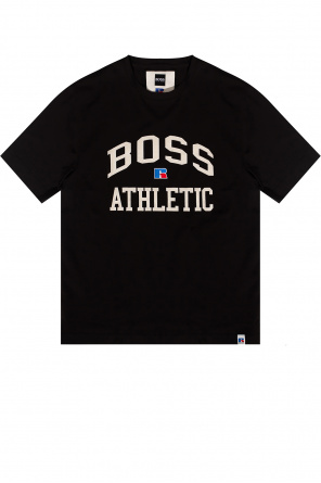 Boss x russell athletic od BOSS