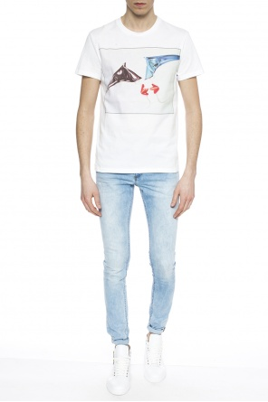 Printed t-shirt od Stella McCartney