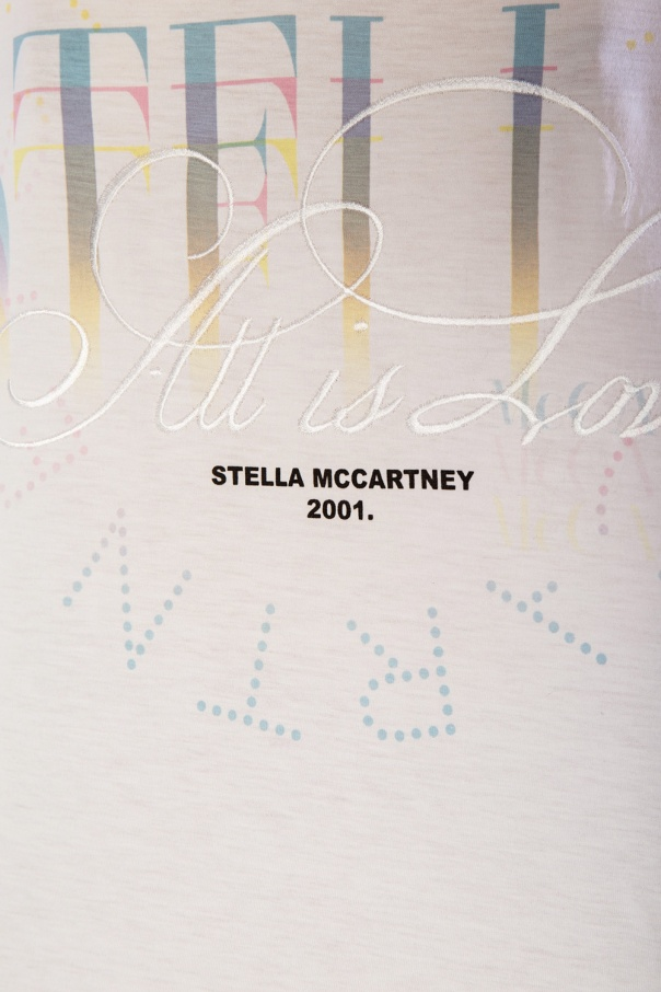 标识t恤 od Stella McCartney