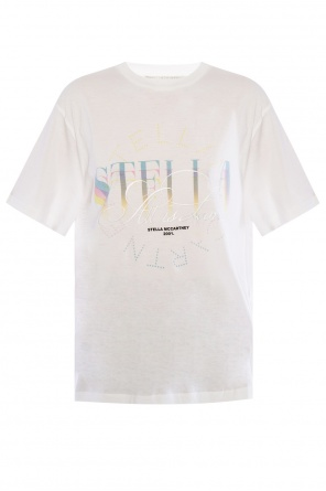 Logo t-shirt od Stella McCartney