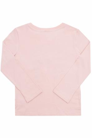 T-shirt with velcro patches od Stella McCartney Kids