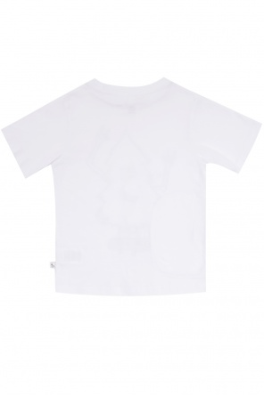 T-shirt with de-attachable elements od Stella McCartney Kids