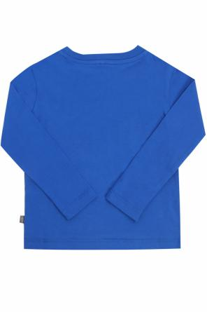 T-shirt with an animal motif od Stella McCartney Kids