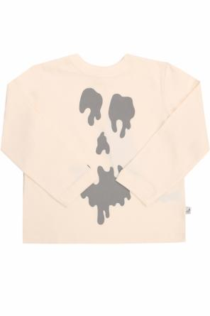 T-shirt with a print od Stella McCartney Kids