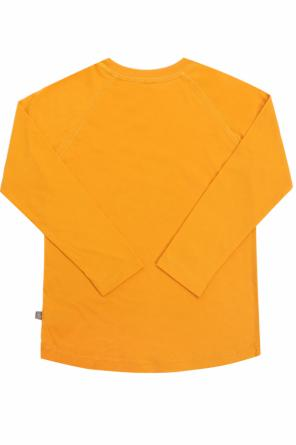 T-shirt with a bee motif od Stella McCartney Kids