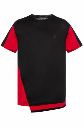 Raised patch t-shirt od Alexander McQueen