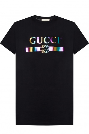 Branded t-shirt od Gucci