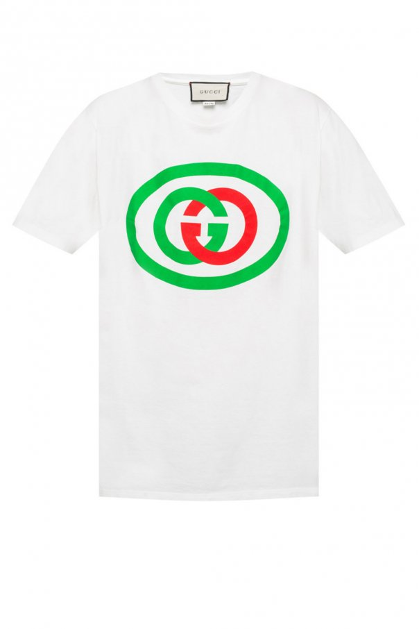 cccb7cd49 Logo-printed T-shirt Gucci - Vitkac shop online