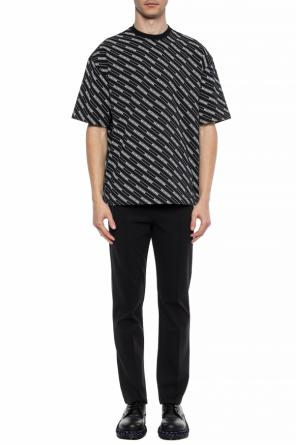 Patterned t-shirt od Balenciaga