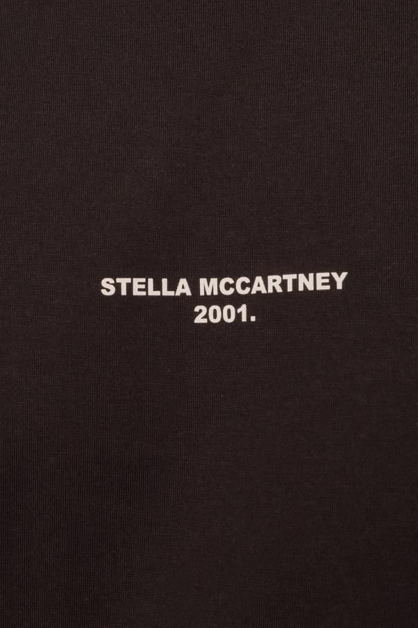Stella McCartney T-shirt z nadrukowanym logo FxlUUZpB