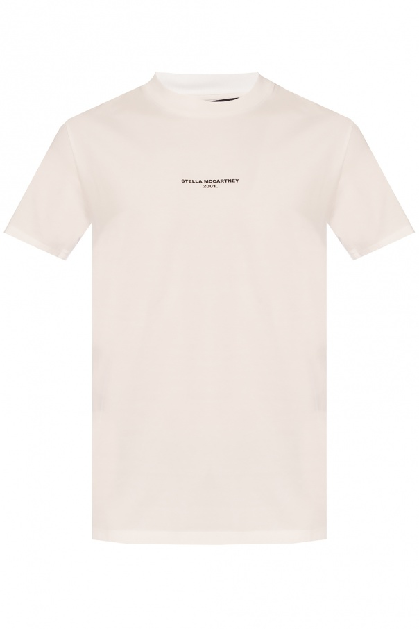 Stella McCartney Logo-printed T-shirt