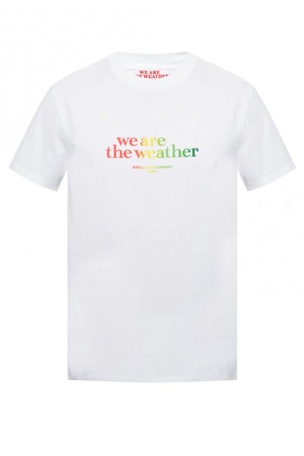 Stella McCartney T-shirt with logo