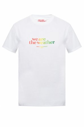 T-shirt with logo od Stella McCartney