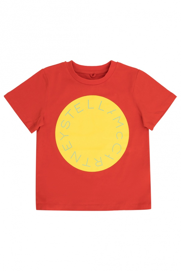 Stella McCartney Kids Printed T-shirt