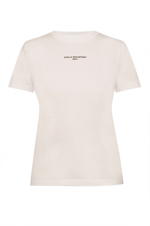 Stella McCartney Logo-printed T-shirt