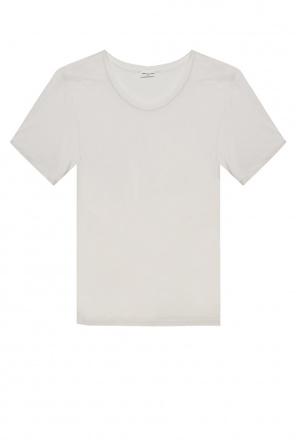 Sheer t-shirt od Saint Laurent