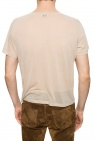 Saint Laurent Sheer T-shirt