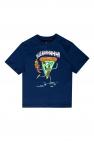 Stella McCartney Kids T-shirt z logo