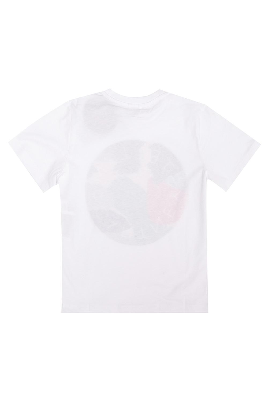 Stella McCartney Kids Logo T-shirt