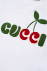 Gucci Kids Embroidered T-shirt