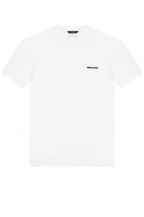 Logo t-shirt od Balenciaga