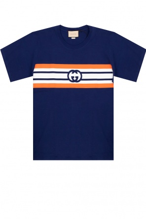 T-shirt with logo od Gucci