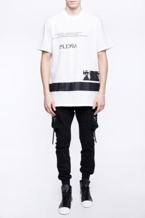 Printed t-shirt od Julius