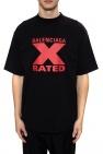 Balenciaga 图案T恤