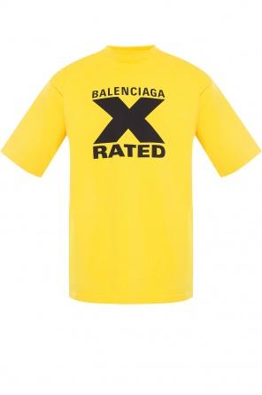 Printed t-shirt od Balenciaga